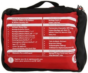 things to bring camping - first aid kits