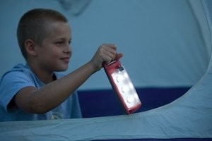 best camping light