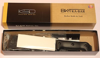 ka-bar bk2 box