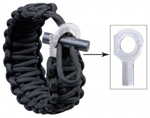 Friendly Swede Survival Bracelet