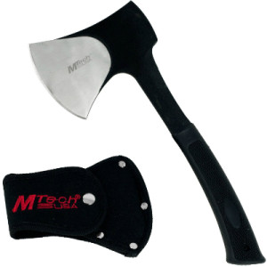 m-tech usa traditional stainless steel axe